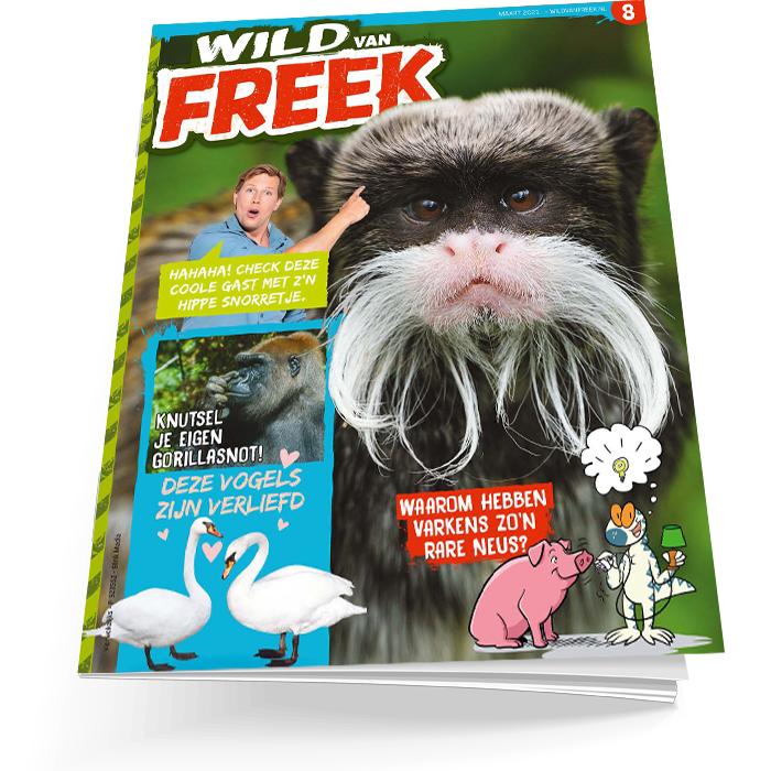 Wild van Freek editie 8