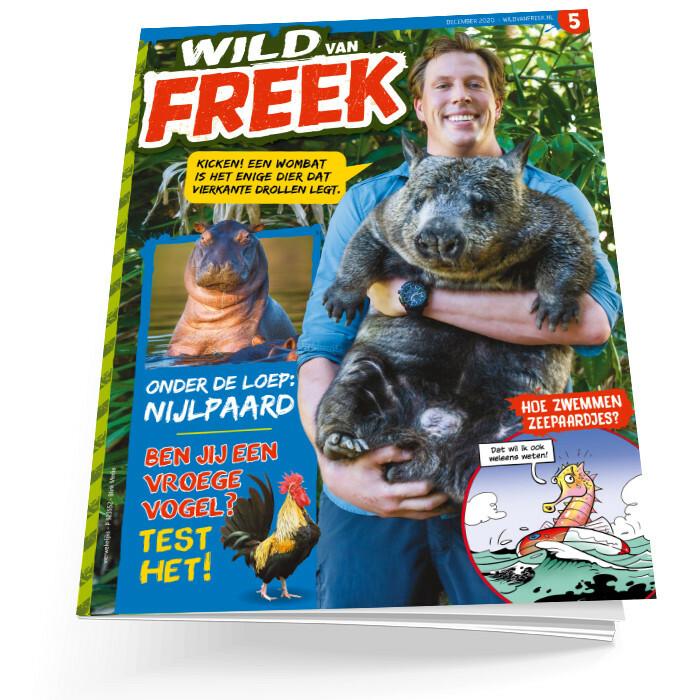 wild van freek editie 5 2020-2021