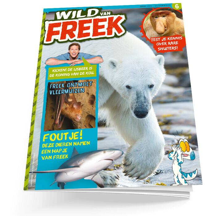 wild van freek editie 6 2020-2021