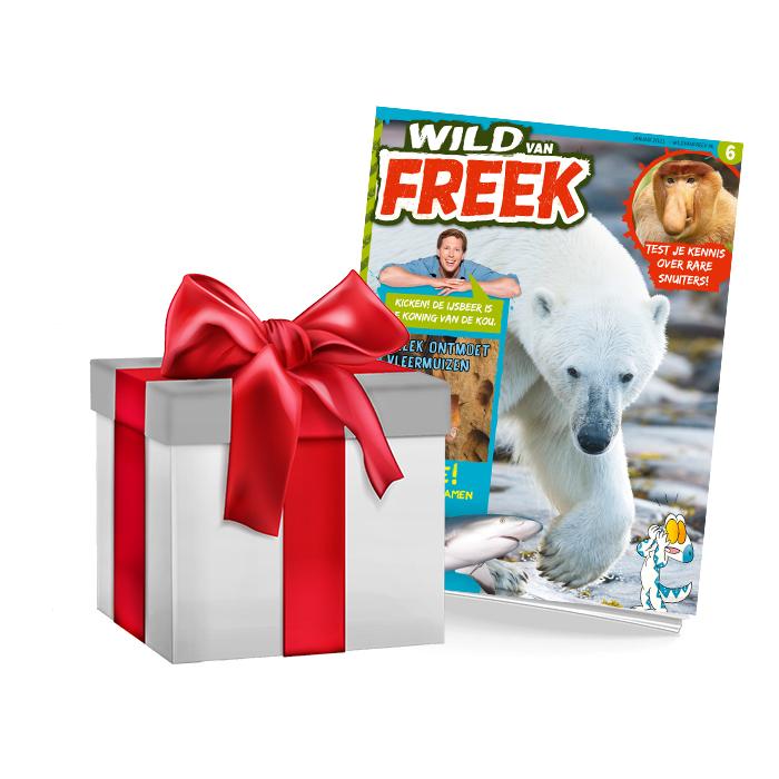 wild van freek cadeau