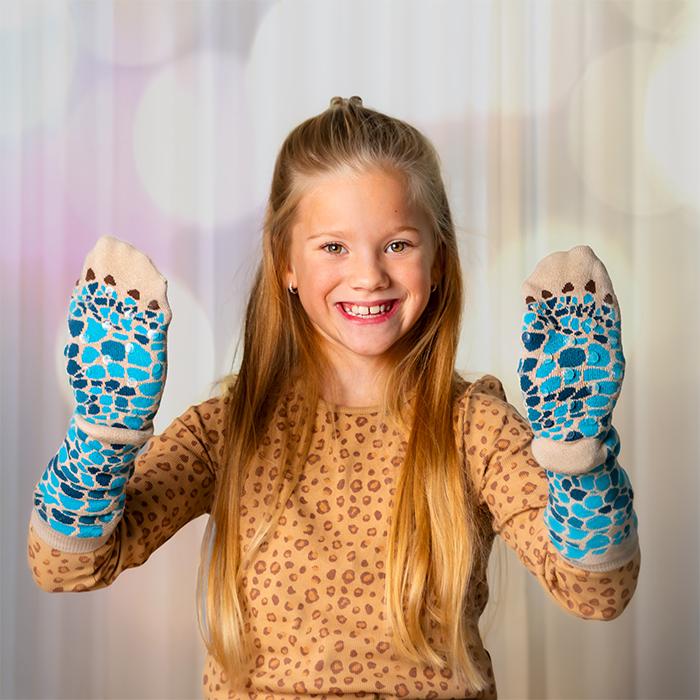 Wild van Freek sokken