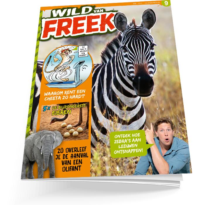 Wild van Freek editie 9