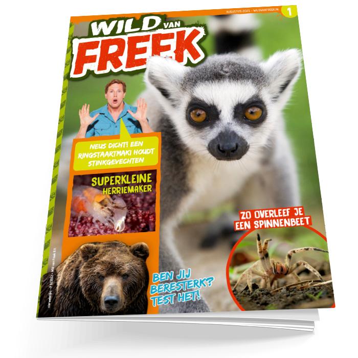 Wild van Freek editie 1